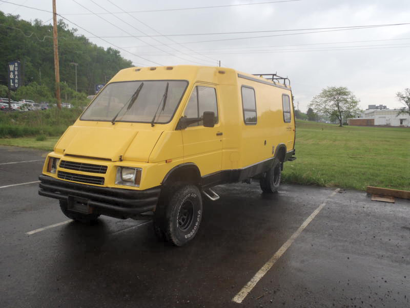 Toyota Winnebago French Lesharo 4wd General Discussion