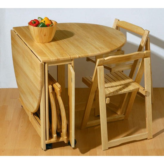 Small Kitchen Table with Two Chairs  Walmart
